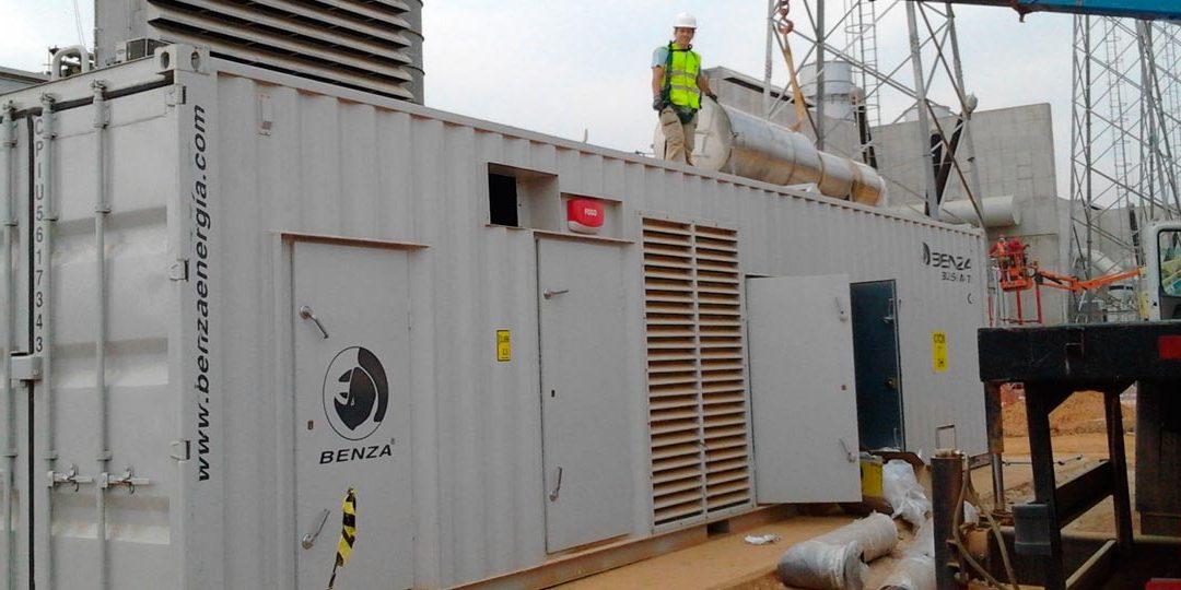 Planta de Generación 845 MW