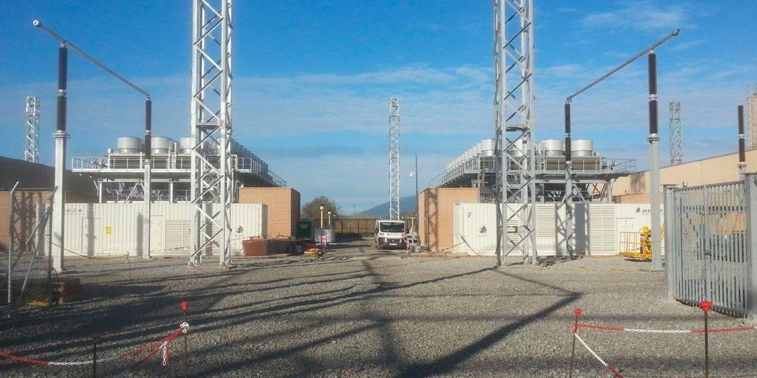 Sub estación 2.000 MW