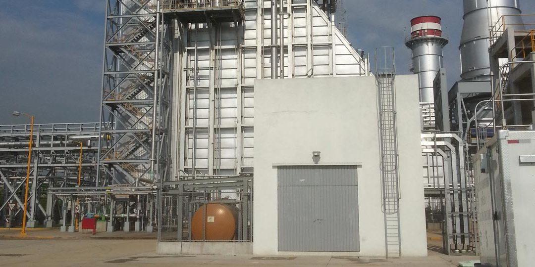 Planta de Cogeneración 300 MW