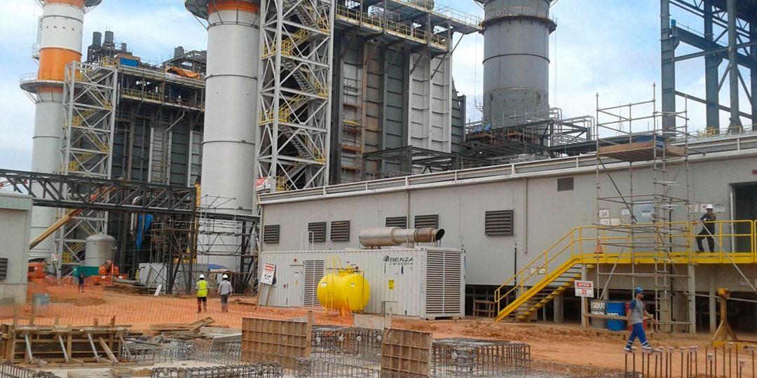 Planta de Generación 517 MW